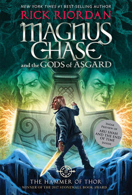 Magnus Chase _ The Gods of Asgard